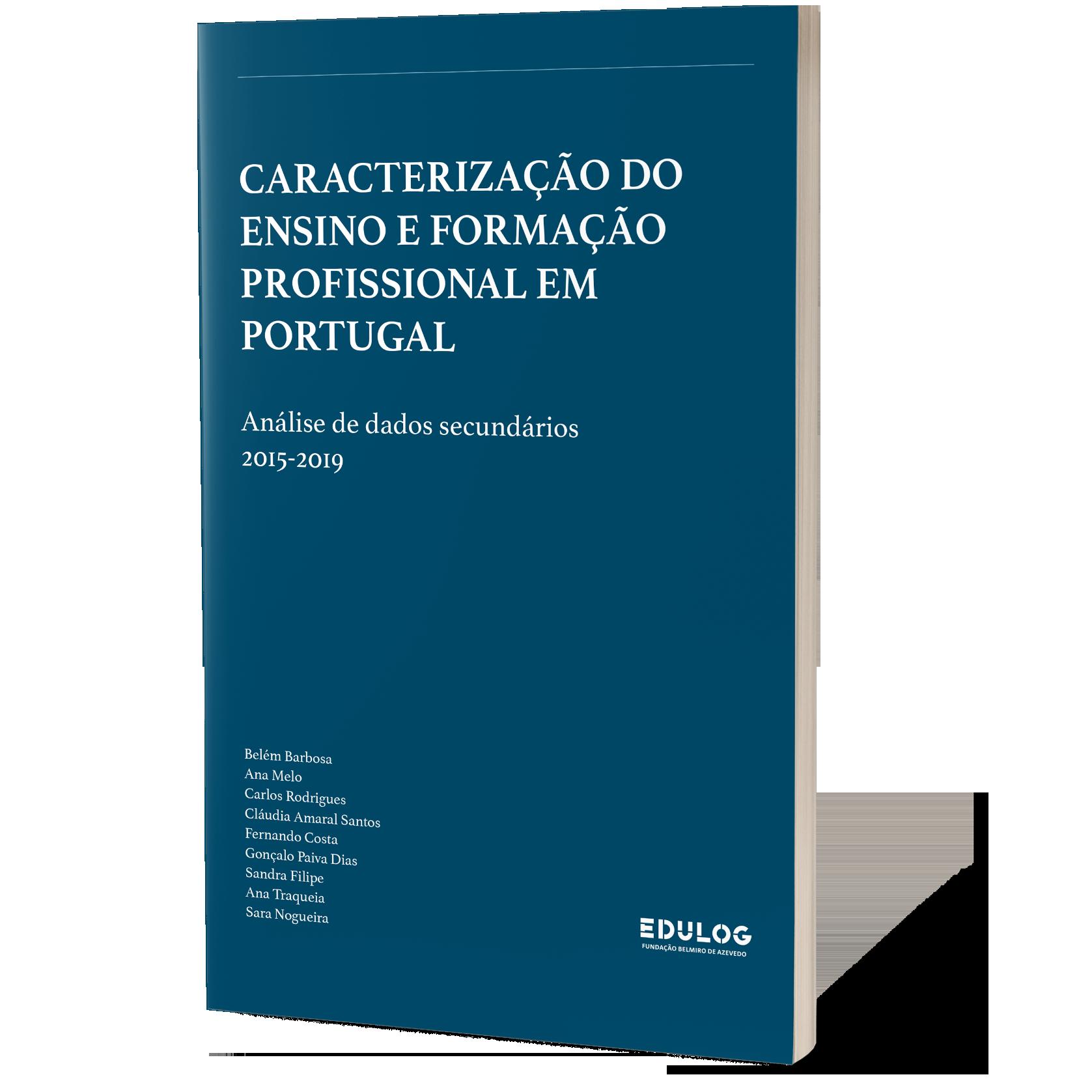 Caracterização do Ensino e Formação Profissional em Portugal